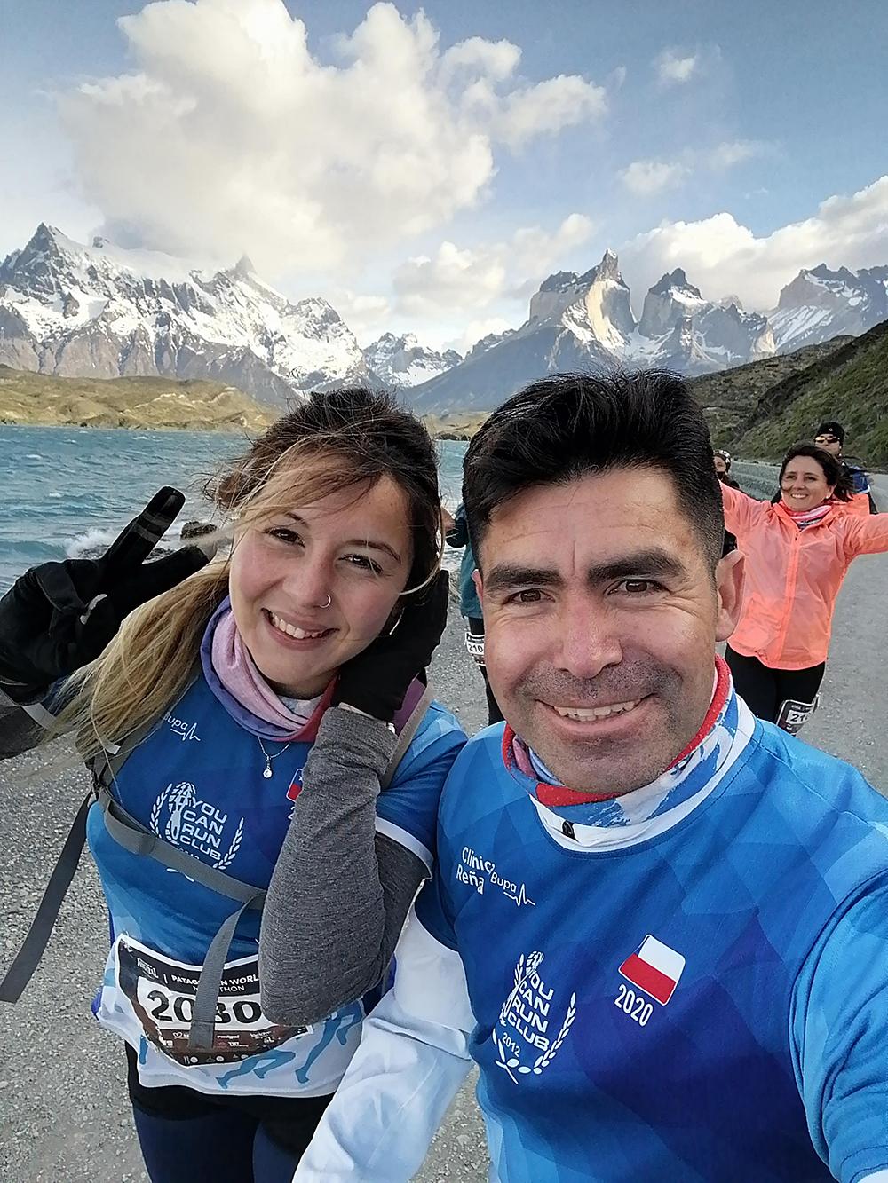 Patagonian world matarthon you can run